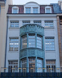 Office building facade, Leipzig, Germany Stock Image