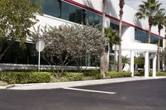 Office Building in florida Royalty Free Stock Photos