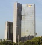 Office building of Gas Natural fenosa Stock Photos