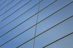 Office building glass exterior Stock Photography