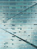 Office building glass wall. Shiny office building glass wall in shenzhen, china stock images