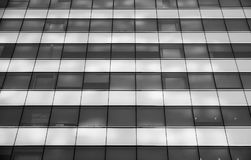 Office Building glass windows and Sunlight photo Royalty Free Stock Image