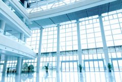 Office building hall Royalty Free Stock Photos