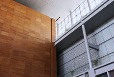 Office Building Interior Stock Photography