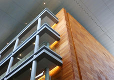 Office Building Interior Stock Image