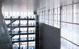 Office Building Interior Royalty Free Stock Photography