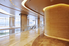Office Building Interior Royalty Free Stock Images