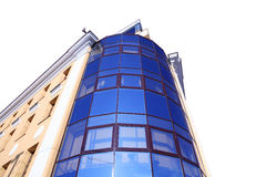 Office building isolated Royalty Free Stock Images