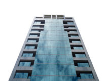 Office building isolated Royalty Free Stock Photo