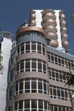 Office building (Kalinin Prospectus, Pyatigorsk, Russia) Stock Photography
