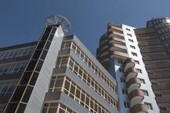 Office building (Kalinin Prospectus, Pyatigorsk, Russia) Stock Photo