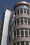 Office building (Kalinin Prospectus, Pyatigorsk, Russia) Royalty Free Stock Photo