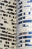 Office building in La Defense, Paris Stock Images