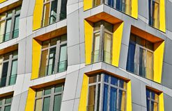 Office building landscape archtecture germany europe. Germany Office architecture building europe Royalty Free Stock Images
