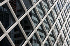 Office building - layered exterior Stock Photography