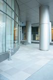 Office building lobby Royalty Free Stock Photo
