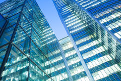 Office building in London, England Royalty Free Stock Photography
