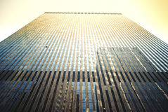 Office building in New York city Royalty Free Stock Image