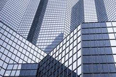 Office building, Paris. Office building in Paris, La Défense business district Royalty Free Stock Images