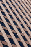 Office building pattern in Boston. Massachusetts - USA royalty free stock photography