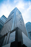 Office building in in perspective Stock Photography