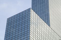 Office Building, Rotterdam Royalty Free Stock Images