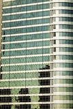 Skyscraper Curtain Wall Royalty Free Stock Images