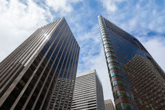 Office building in San Francisco - California Royalty Free Stock Photography