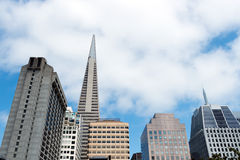 Office building in San Francisco Royalty Free Stock Image