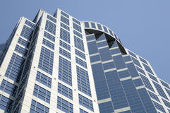 Office building in Seattle. Tall office building in Seattle Royalty Free Stock Photos