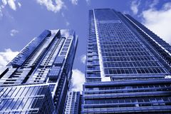 Office Building In Sydney, Australia Royalty Free Stock Photography