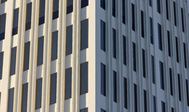 Office Building Texture Royalty Free Stock Image