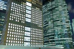 Office building in Tokyo Stock Photos