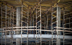 Office building Under Construction Royalty Free Stock Photography