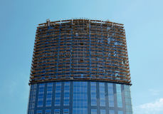 Office building under construction Stock Photography