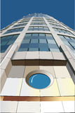 Office building vector Royalty Free Stock Image