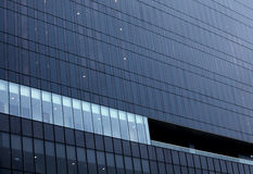 Office building wall Stock Images