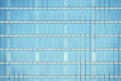 Office building wall. Royalty Free Stock Photos