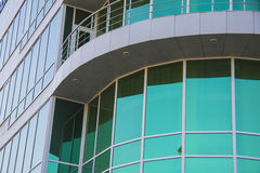 Office building wall Royalty Free Stock Photography