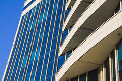 Office building wall Stock Photography