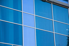 Office building wall Royalty Free Stock Photos