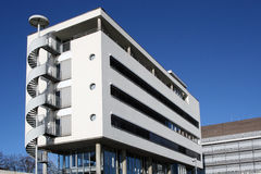 Office building - white Stock Photography
