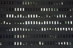 Office Building Windows 1 stock images