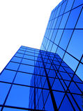 Office building windows Stock Image