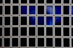 Office building windows Royalty Free Stock Photography
