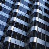 Office building windows Stock Images