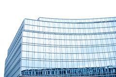 Office building with windows Royalty Free Stock Image