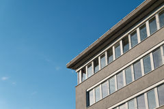 Office building with windows Stock Image