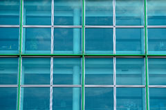 Office building windows Royalty Free Stock Photos