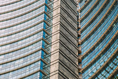 Office building windows Stock Photography
